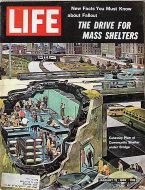 LIFE Magazine January 12, 1962 Magazine