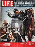 LIFE Magazine January 13, 1958 Magazine