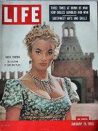 LIFE Magazine January 16, 1956 Magazine