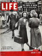 LIFE Magazine January 17, 1955 Magazine