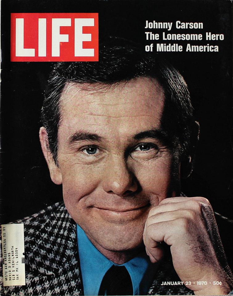 LIFE Magazine January 23, 1970