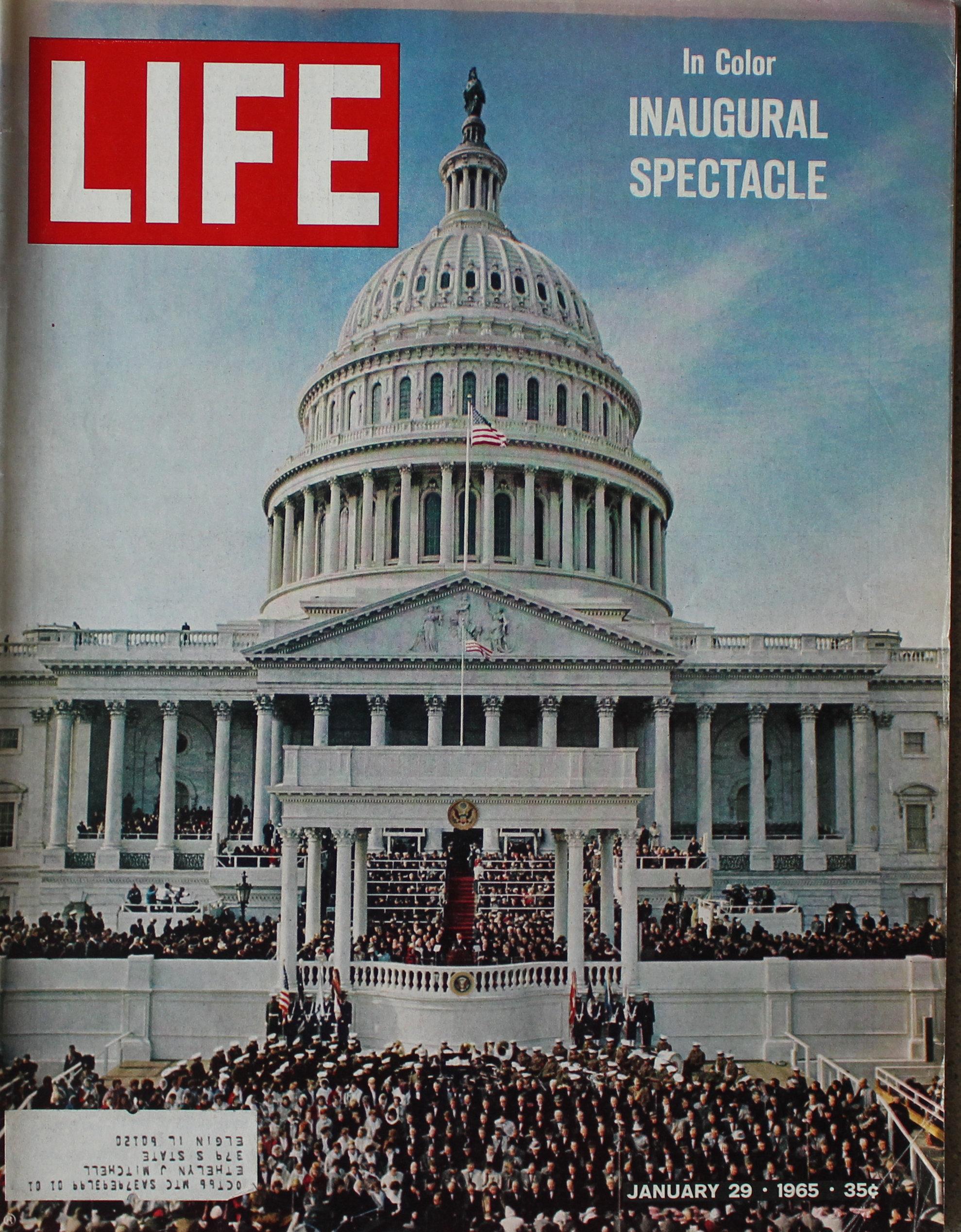 LIFE Magazine January 29, 1965