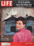LIFE Magazine July 18, 1955 Magazine