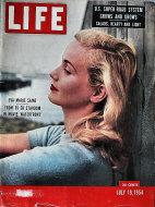 LIFE Magazine July 19, 1954 Magazine