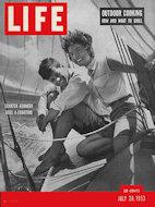 LIFE Magazine July 20, 1953 Magazine