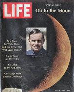 LIFE Magazine July 4, 1969 Magazine