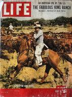 LIFE Magazine July 8, 1957 Magazine
