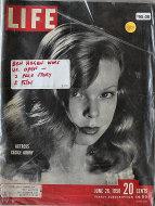 LIFE Magazine June 26, 1950 Magazine
