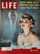 LIFE Magazine June 29, 1959 Magazine