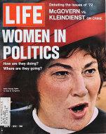 LIFE Magazine June 9, 1972 Magazine
