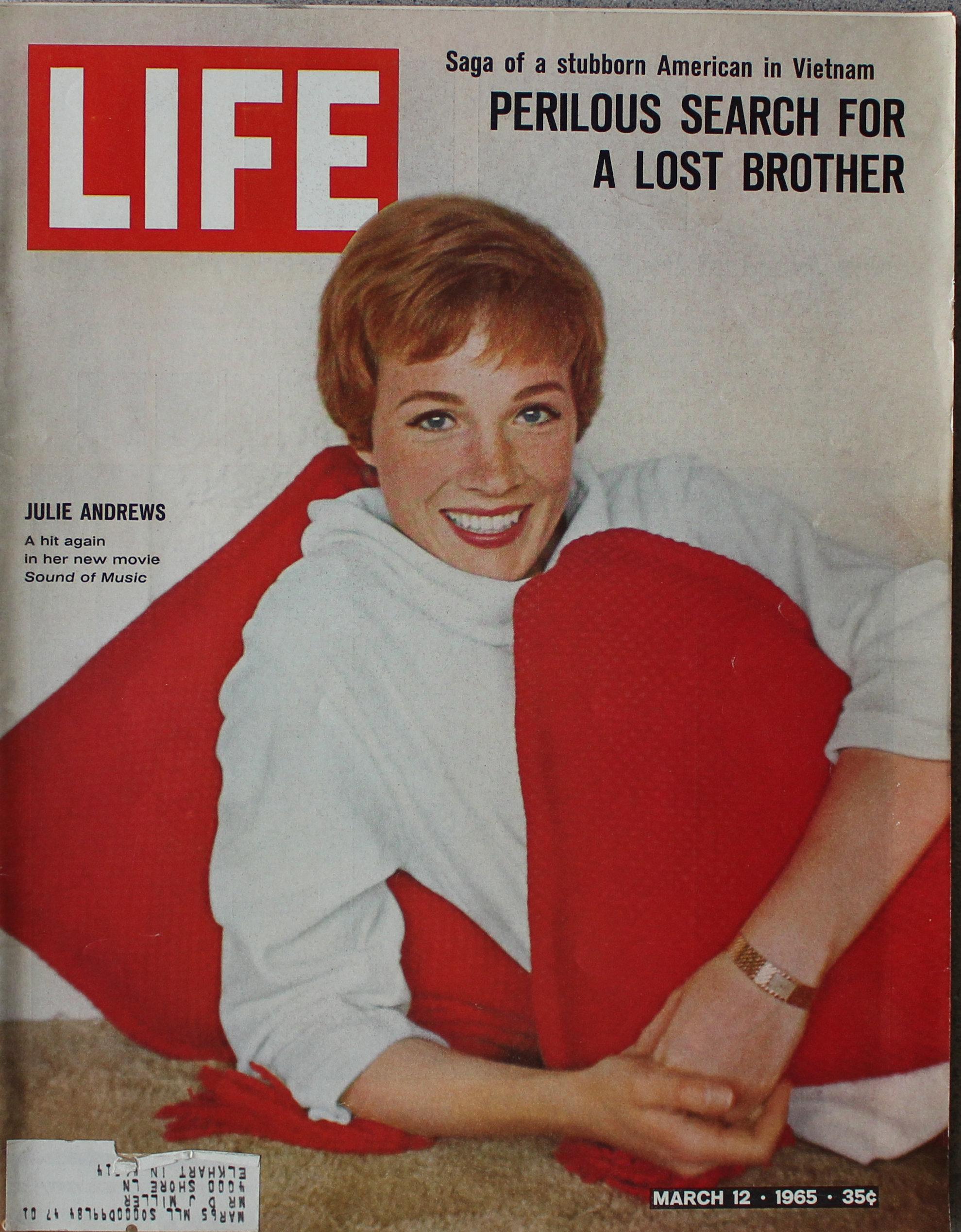 LIFE Magazine March 12, 1965