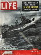 LIFE Magazine March 14, 1955 Magazine
