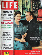 LIFE Magazine March 14, 1960 Magazine