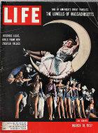 LIFE Magazine March 18, 1957 Magazine