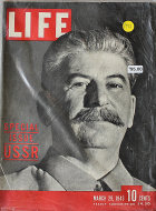 LIFE Magazine March 29, 1943 Magazine