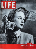 LIFE Magazine March 31, 1947 Magazine