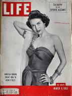 LIFE Magazine March 9, 1953 Magazine