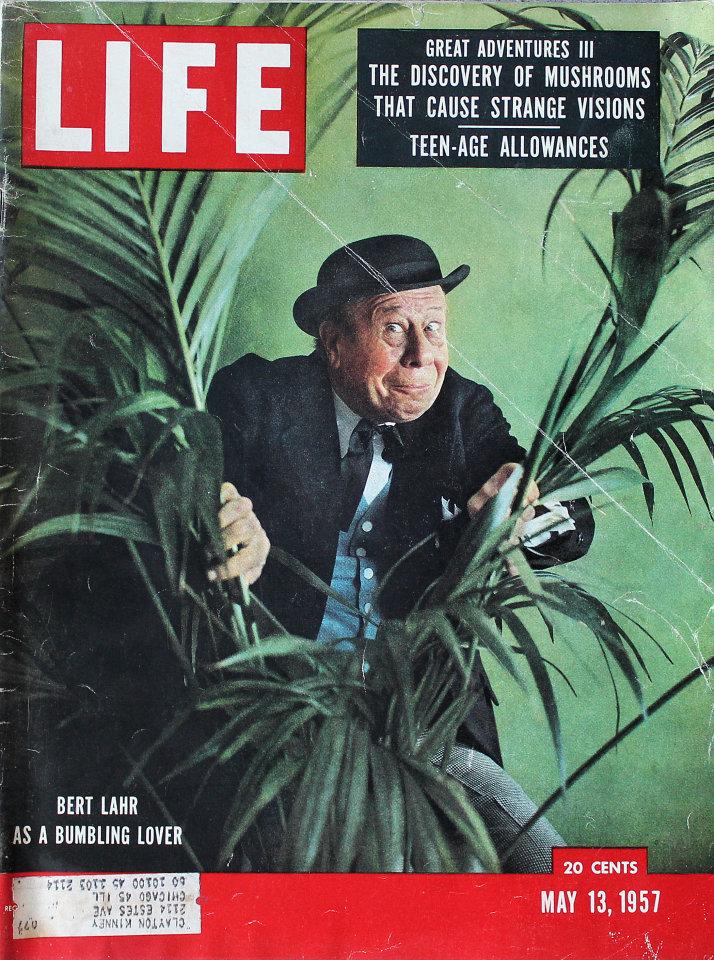 LIFE Magazine May 13, 1957