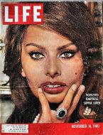 LIFE Magazine November 14, 1960 Magazine