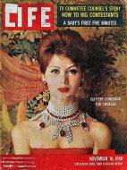 LIFE Magazine November 16, 1959 Magazine