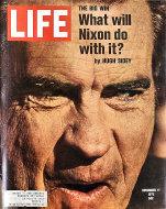 LIFE Magazine November 17, 1972 Magazine