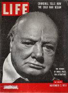 LIFE Magazine November 2, 1953 Magazine