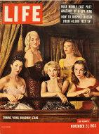 LIFE Magazine November 21, 1955 Magazine