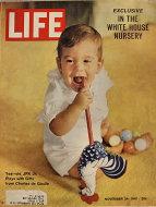 LIFE Magazine November 24, 1961 Magazine