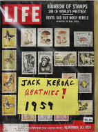 LIFE Magazine November 30, 1959 Magazine