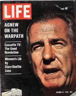 LIFE Magazine October 16, 1970 Magazine
