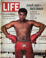 LIFE Magazine October 23, 1970 Magazine