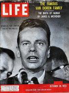 LIFE Magazine October 26, 1959 Magazine