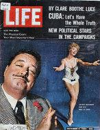 LIFE Magazine October 5, 1962 Magazine