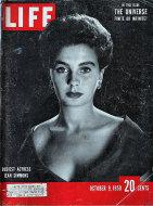 LIFE Magazine October 9, 1950 Magazine