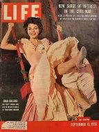 LIFE Magazine September 12, 1955 Magazine