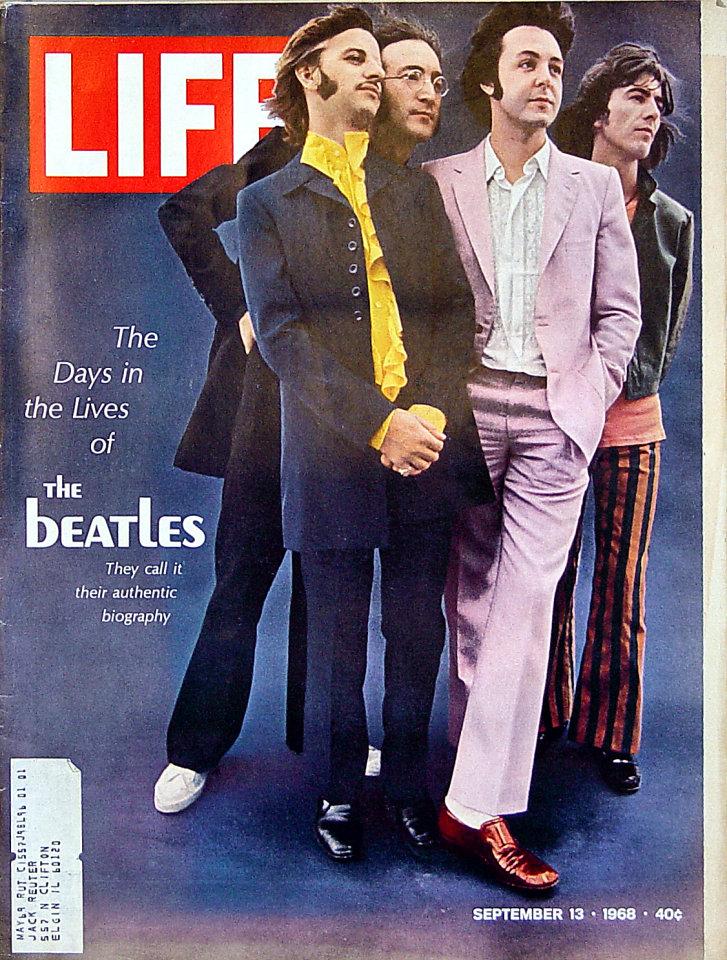 LIFE Magazine September 13, 1968