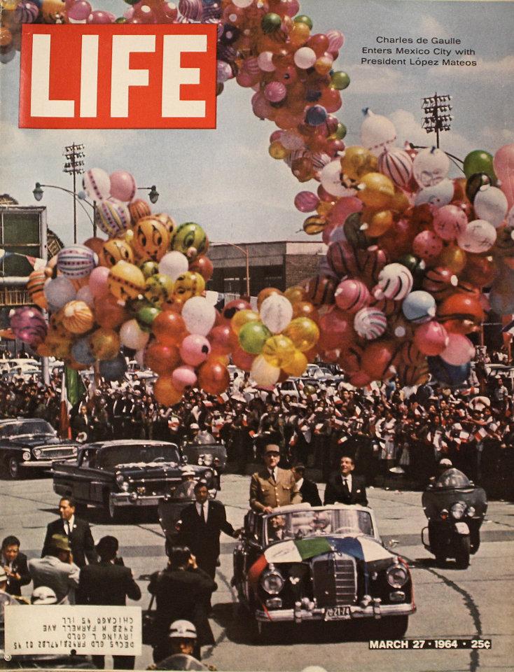 LIFE Mar 27, 1964