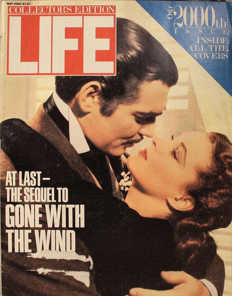 LIFE May 1988