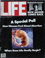 LIFE Nov 1981 Magazine