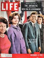 LIFE Nov 21, 1960 Magazine