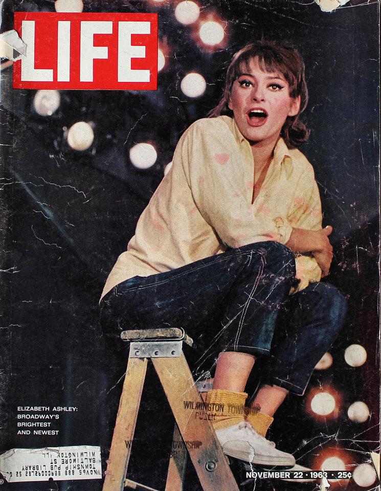 LIFE Nov 22, 1963