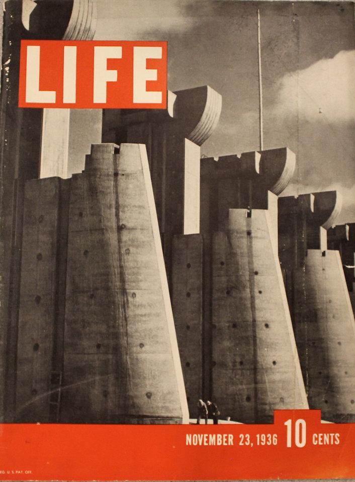 LIFE Nov 23, 1936
