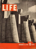 LIFE Nov 23, 1936 Magazine