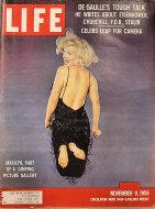 LIFE Nov 9, 1959 Magazine
