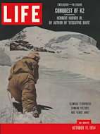LIFE Oct 11, 1954 Magazine