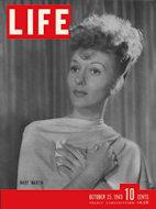 LIFE Oct 25, 1943 Magazine