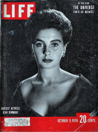 LIFE Oct 9, 1950 Magazine