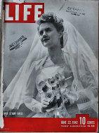 Life Vol. 12 No. 25 Magazine