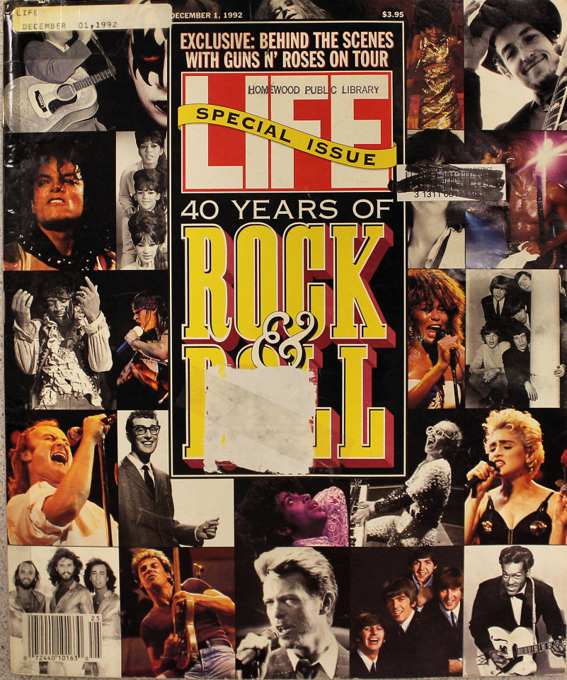 Life Vol. 15 No. 13: 40 Years of Rock N Roll