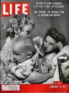 Life Vol. 38 No. 7 Magazine